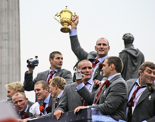 England Rugby Squad 2003 by BombDog, on Flickr