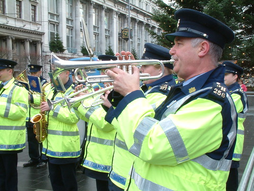 Gardai Blast Out Some Jack Johnson In Portrush