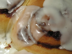 Gooey Melty Roll Close-Up