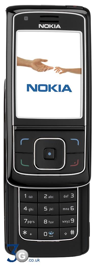 Nokia 6288 delantera