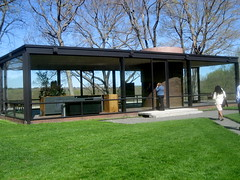 Going into the Glass House