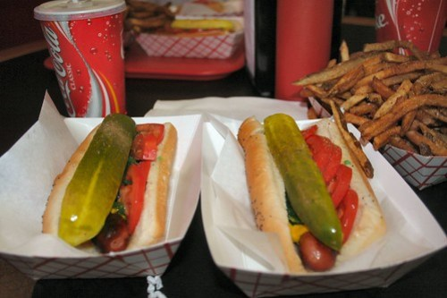 Hot Dogs!