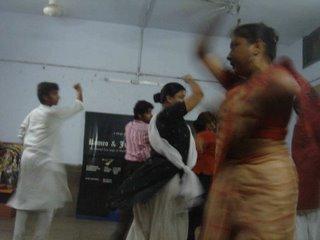 Picture of a Delhi Dance School by Mayank Austen Soofi