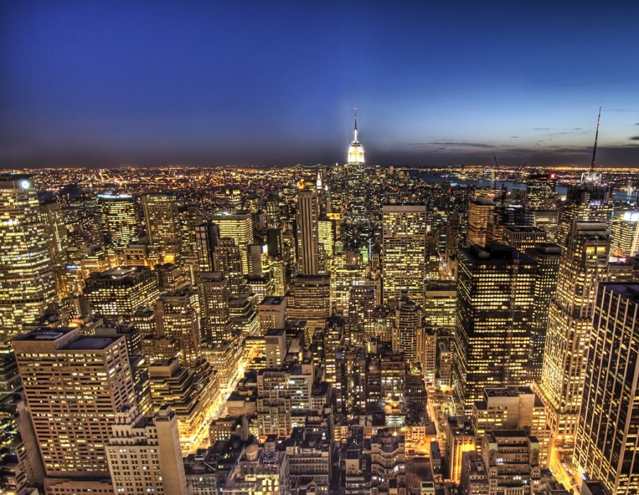 New York Evening