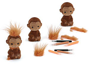 Bobble Head Monkey Kit