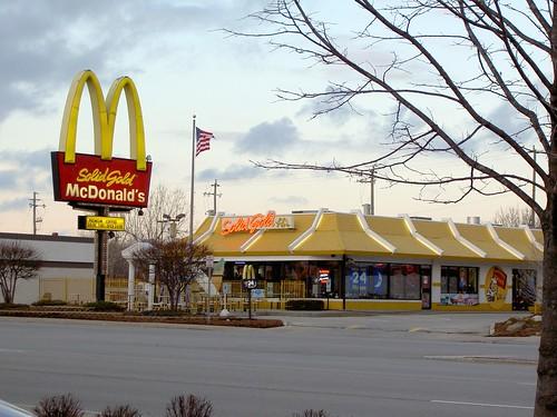 Solid Gold McDonald's