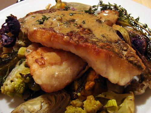 Dinner:  May 8, 2007