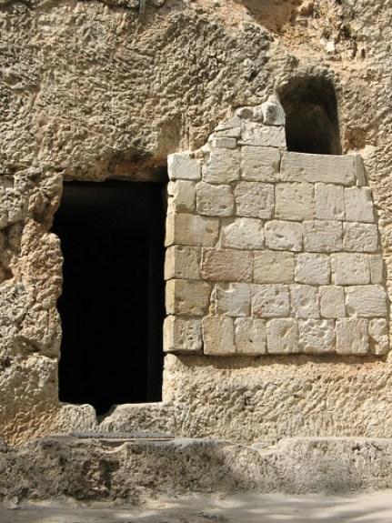 Tomb Door and Window