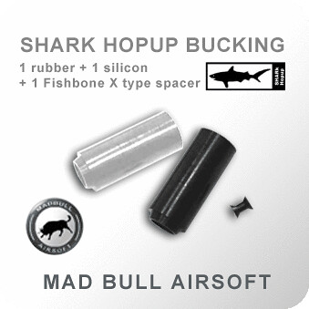 Madbull Shark Hop Up Bucking | The Festering Wound of the