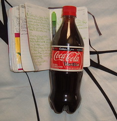 Coca-Cola Vanilla Round Two