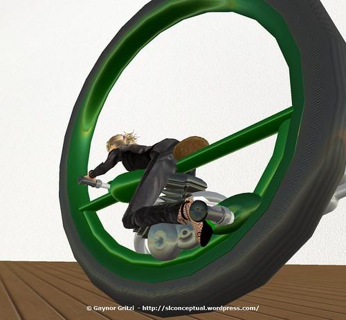 MonoWheel MadnessAbsurdist Vehicle 006