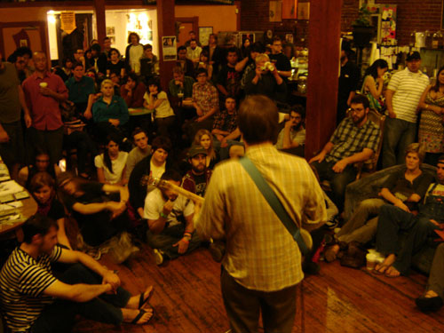 Polite @ Back to the Grind, Saturationfest 2007