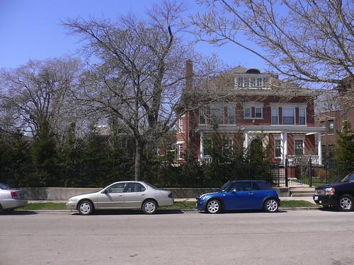 Barack Obama's House - Kenwood - Chicago by Mark 2400.