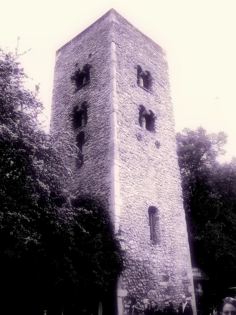 Oxford Saxon Tower