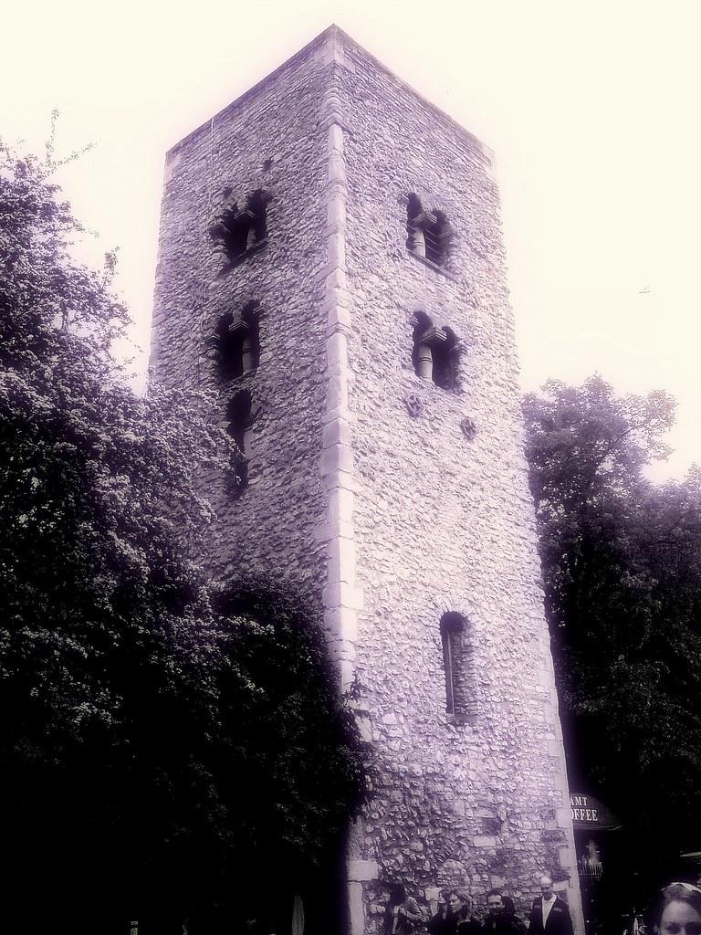 Oxford Saxon Tower