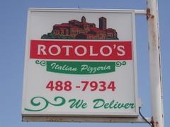 Rotolos Sign