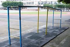 雙蓮國小-鐵梯
