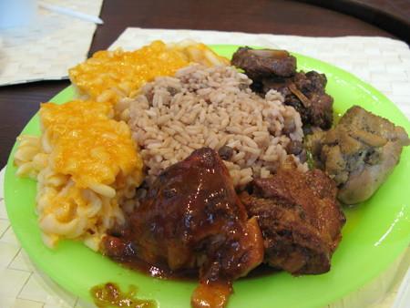 Jamaican Barbeque chicken
