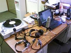Mobile Podcast Recording Studio