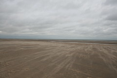 Camber Sands wind pattern