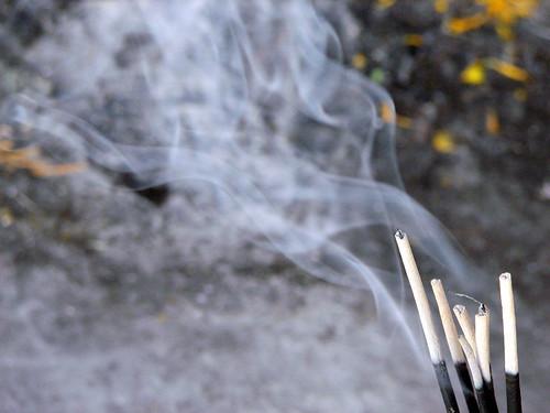 Smoke and incense