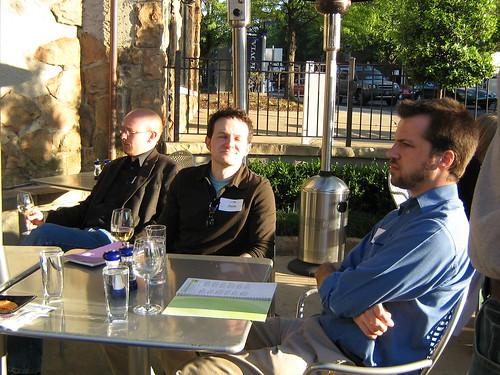 Kyle, Charles and Doug