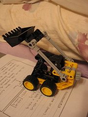 Lego Technic Mini Loader