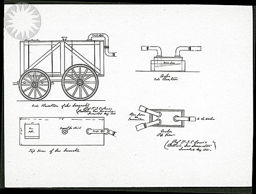 LTA, BALLOONS, USA, CIVIL WAR, LOWE, GAS GENERATORS & COOLERS by public.resource.org, on Flickr