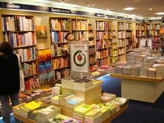 Bookstore Thalia Basel