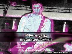 Atom Rhumba Concert Coruña