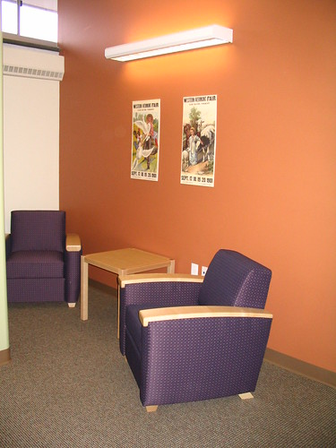 CDI seating area