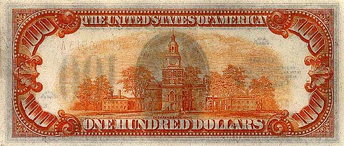 Vintage Paper Money