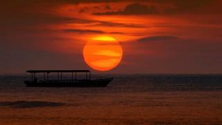 The Silent Sun, Gili Meno Lombok Indonesia