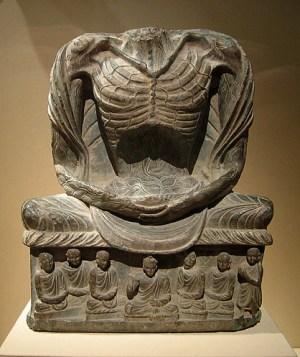 Le jeûne bouddhiste