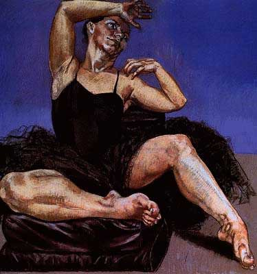 Paula Rego, Dancing Ostriches 3