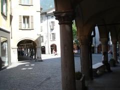 Bellinzona Altstadt