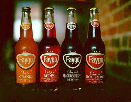 Faygo Pop