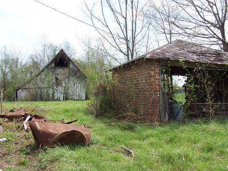 Buildings & Rust