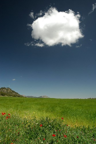 Cloud Passing By by dsevilla