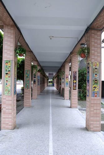 雙蓮國小-迴廊