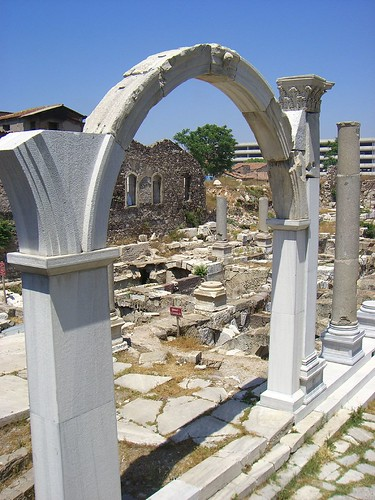 Agora in Izmir