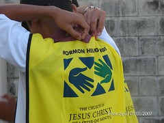 mormon helping hands