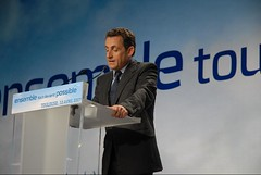 Nicolas Sarkozy - Meeting in Toulouse for the ...