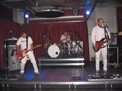 Banana Fishbones Zürich Sihlcity Papiersaal Auftritt Concert Konzert Club