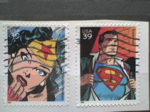 super zena i superman