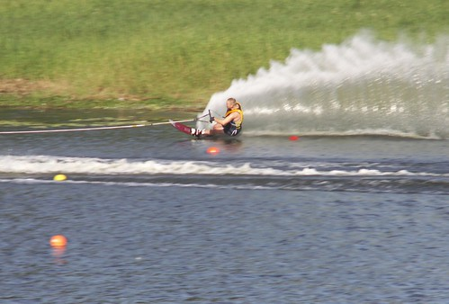 2007 world disabled waterskiing championships