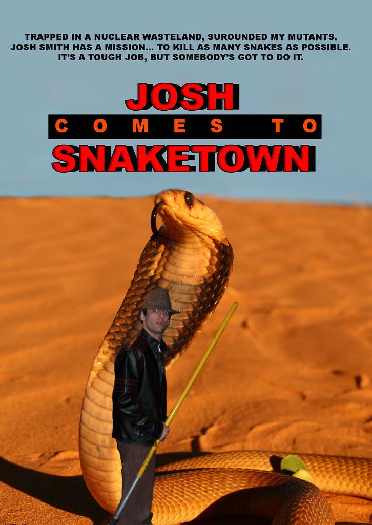 Josh comes to Snakeland copy