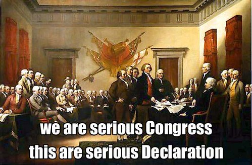 1776 - The Declaration of Independence