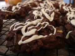 Hunka Chocolate cookies