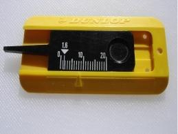 Dunlop Autoreifen-Profilmessgerät